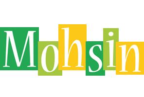 Mohsin lemonade logo