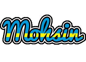 Mohsin sweden logo