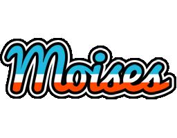Moises america logo