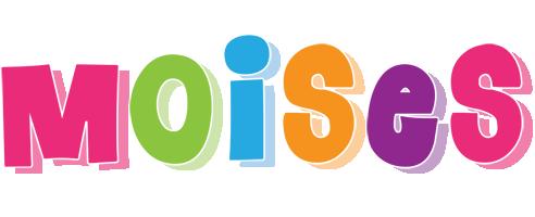 Moises friday logo