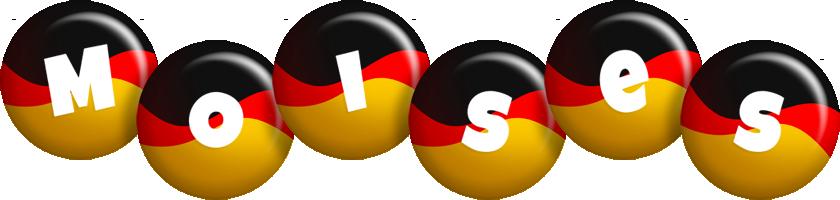 Moises german logo