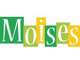 Moises lemonade logo