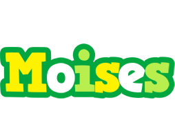 Moises soccer logo