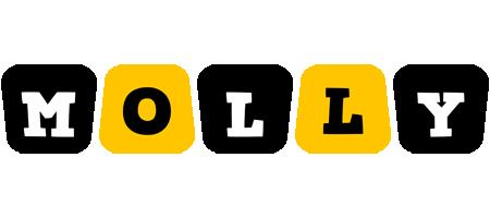 Molly boots logo