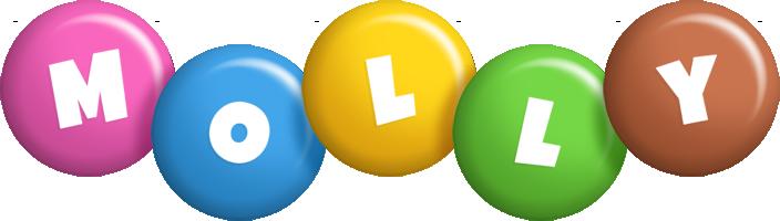 Molly candy logo
