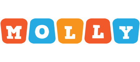 Molly comics logo