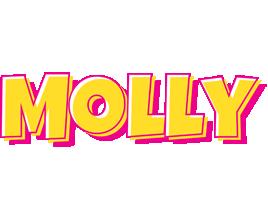 Molly kaboom logo