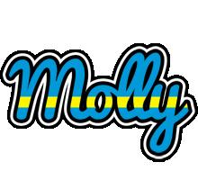 Molly sweden logo