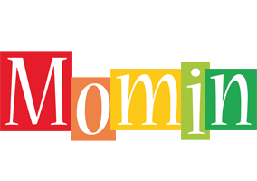 Momin colors logo