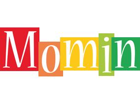 Momin colors logo
