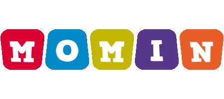 Momin kiddo logo