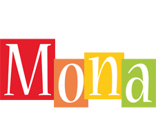 Mona colors logo