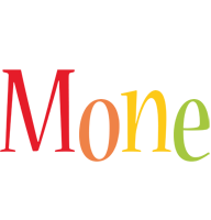 Mone birthday logo