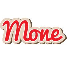 Mone chocolate logo