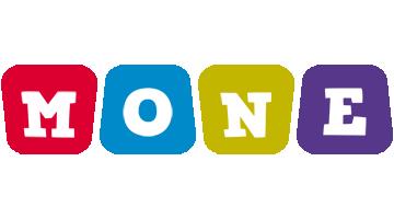 Mone daycare logo