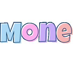 Mone pastel logo