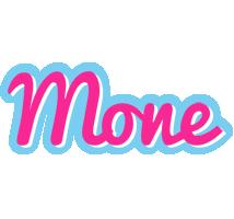 Mone popstar logo