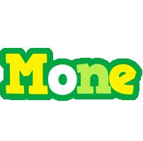 Mone soccer logo