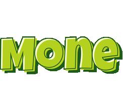 Mone summer logo