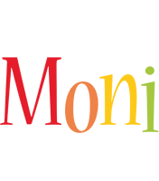 Moni birthday logo