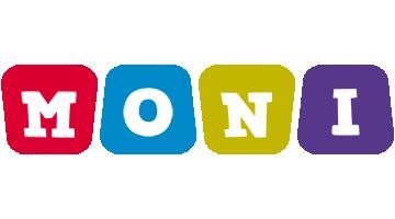 Moni kiddo logo