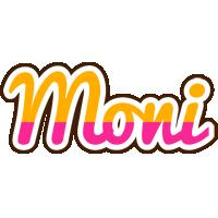 Moni smoothie logo
