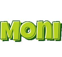 Moni summer logo