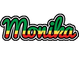 Monika african logo