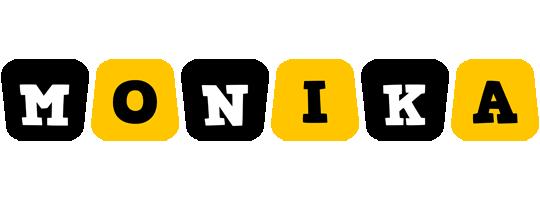 Monika boots logo
