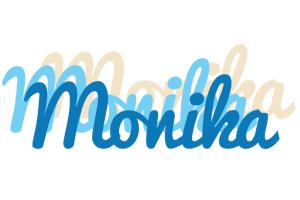 Monika breeze logo