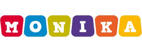 Monika daycare logo