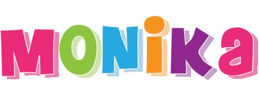 Monika friday logo