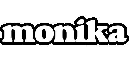 Monika panda logo