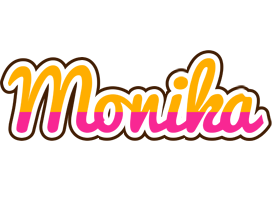 Monika smoothie logo