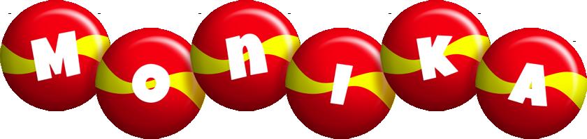Monika spain logo