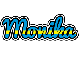 Monika sweden logo