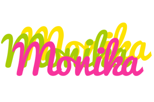 Monika sweets logo