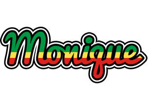 Monique african logo