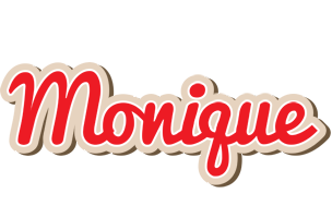 Monique chocolate logo