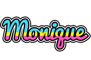 Monique circus logo