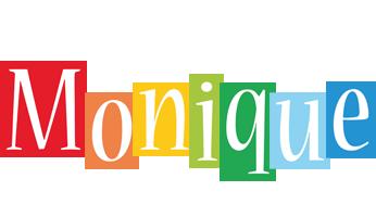 Monique colors logo