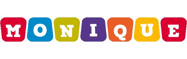 Monique daycare logo
