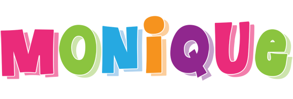 Monique friday logo