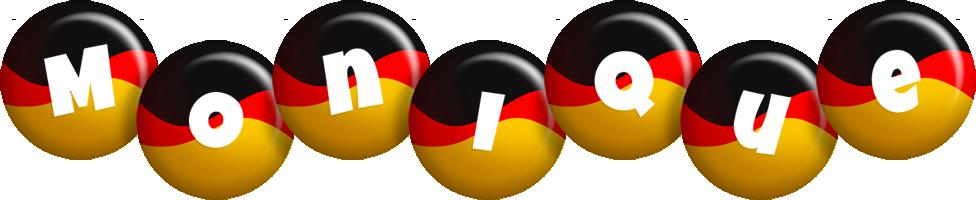 Monique german logo