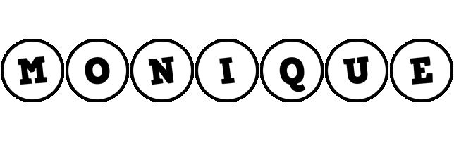 Monique handy logo