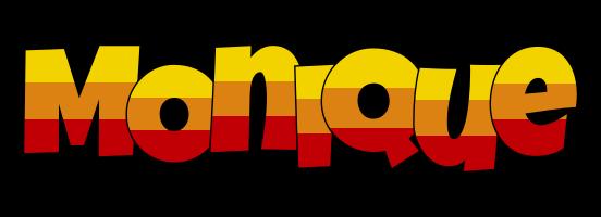 Monique jungle logo