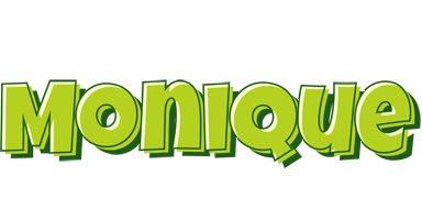 Monique summer logo