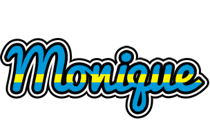 Monique sweden logo