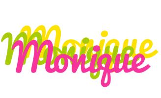 Monique sweets logo