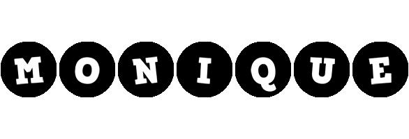 Monique tools logo